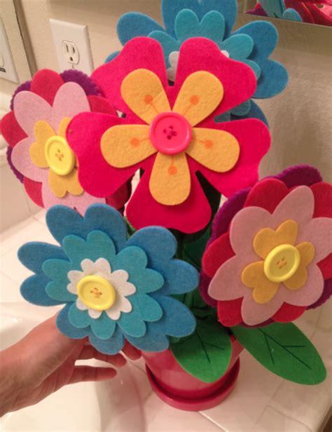 craft flowers for kandeeland kandeeland craft bargain flower decorating idea