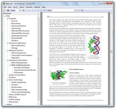pdf with picture sumatra pdf
