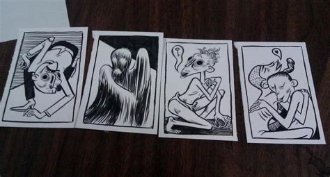 make tarot cards why you should make your own tarot deck reality sandwich