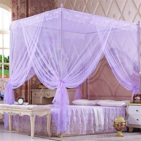 4 post canopy bed mosquito net door frame 4 post bed canopy mosquito net for