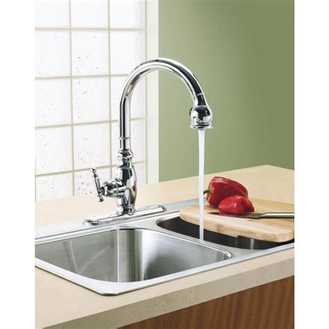 how to install kohler kitchen faucet how to install kohler kitchen faucets rafael home biz
