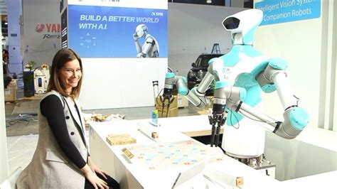 scrabble with robots scrabble with a robot at ces abc news