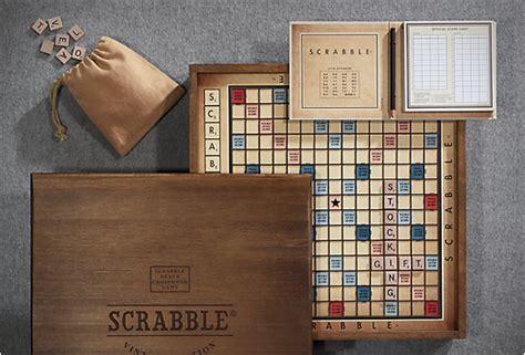 vintage scrabble vintage edition scrabble