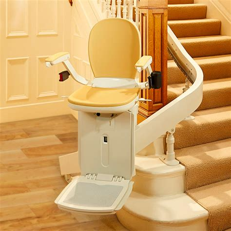 Lego Spiral Staircase by Stairlift For Curved Stairs Acorn Stairlifts Usa