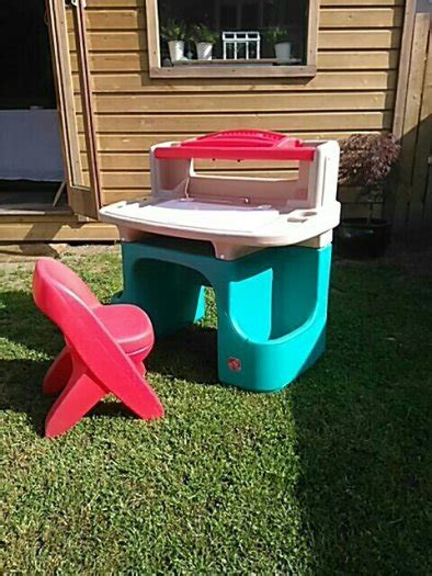 step 2 activity desk and chair for sale in carlow town