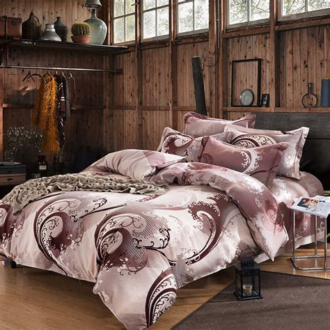 sized bedding best fabric of luxury king size bedding sets