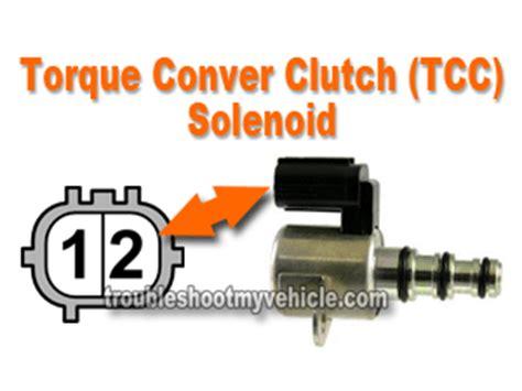 Signs Of A Bad Cadillac Converter by Tcc Solenoid Symptoms Html Autos Weblog