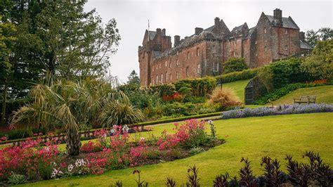 Der Garten über Dem Meer by Brodick Castle Und Ihre G 195 164 Rten Auf Der Isle Of Arran