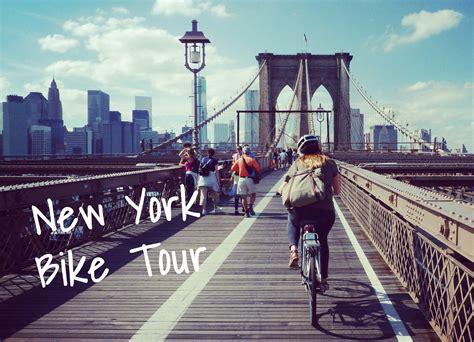in new york bike tour in new york dumbo your black