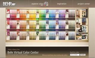 behr paint color tool home depot behr paint color chart
