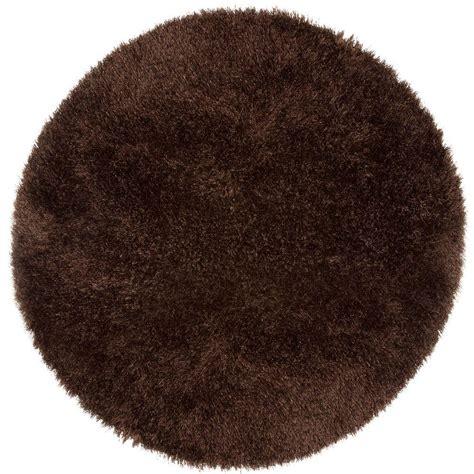 5 ft area rugs lavish home shag chocolate 5 ft x 5 ft area rug 62