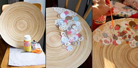 diy decoupage 10 simple diy ideas to create unique bowls