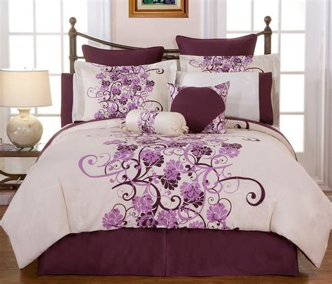 king size purple comforter sets purple bedding sets size agsaustin org