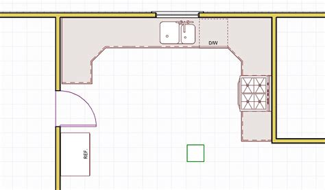 U Shaped Kitchen Layout Ideas u shaped kitchen layout ideas decorating ideas