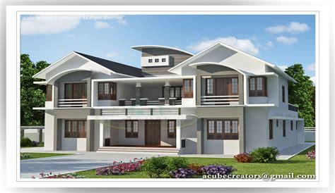 6 bedroom house designs 6 bedroom luxury villa design 5091 sq ft plan 149