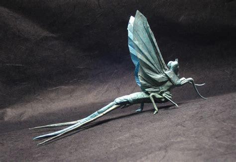 origami fly delicate origami creative awesomenator