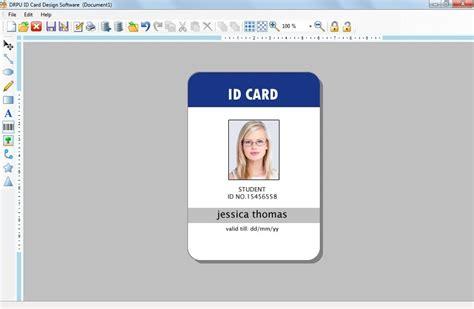 id card creative id card design