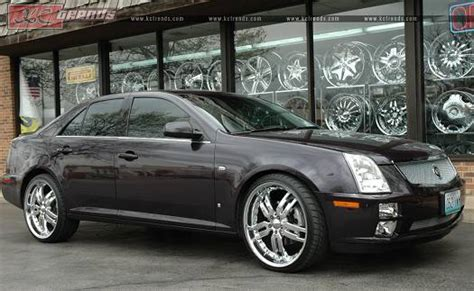 best custom rubber sts 2006 cadillac sts 40 000 or best offer 100035963