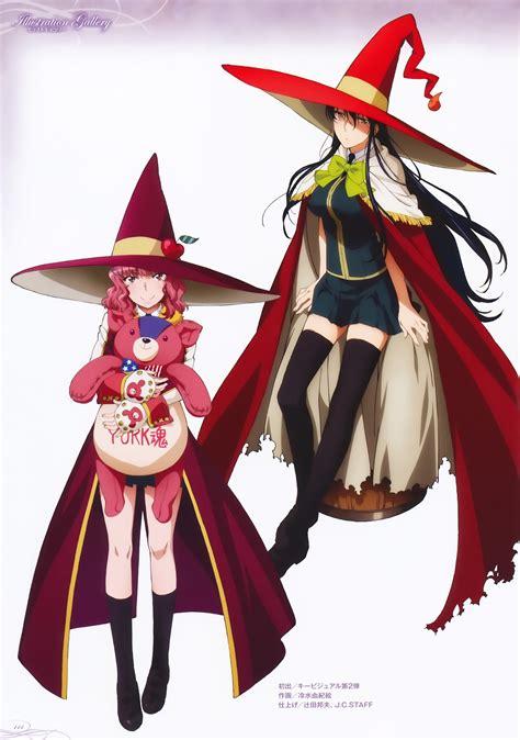 witch craft works witchcraft works image 1794191 zerochan anime image board