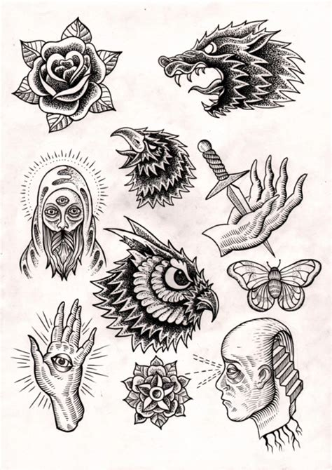 zero6 arte desordem art mess tattoo artist scott move