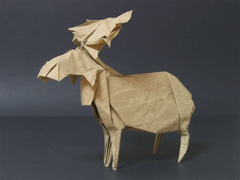 origami moose moose diagram images frompo 1