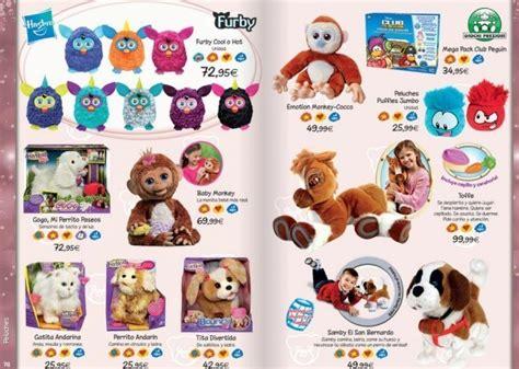 catalogo de juguetes el corte ingles 2014 peluches cat 225 logo de juguetes el corte ingl 233 s 2014