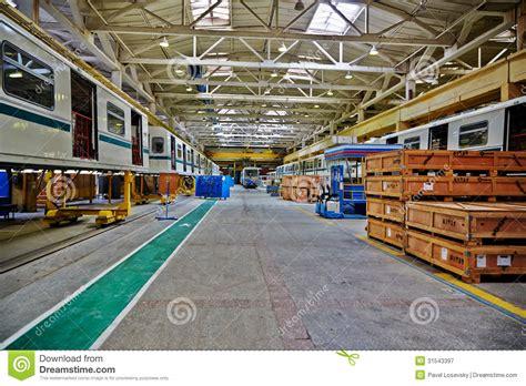 Machine Shop Floor Plans shop floor at mytishchi metrovagonmash factory editorial