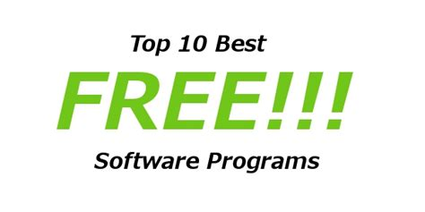 free program top 10 best free software programs for blogging