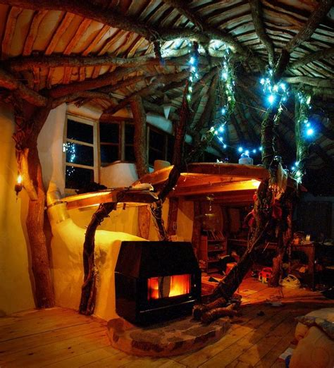 hobbit home interior the eco friendly hobbit house of wales