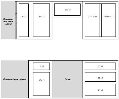 cabinet door measurements measuring for your new cabinet doors cabinet joint