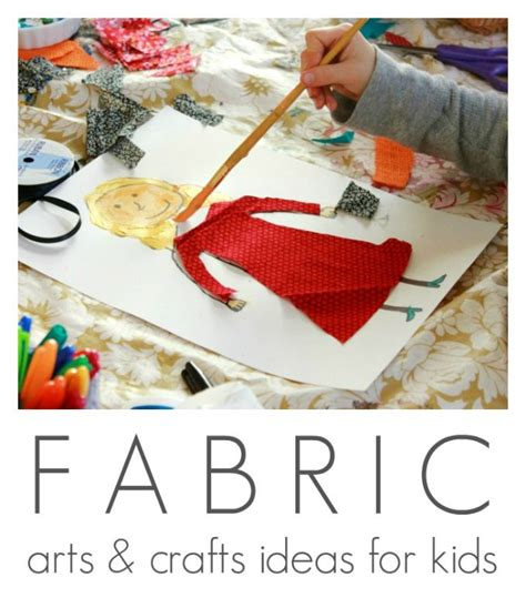 fabric craft ideas for fabric arts and crafts ideas for