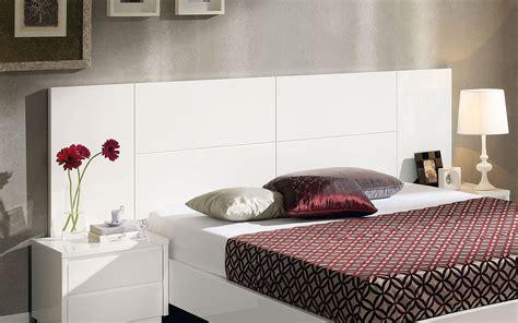cabeceros de cama blanco cabeceros de cama de matrimonio moderno blanco logela