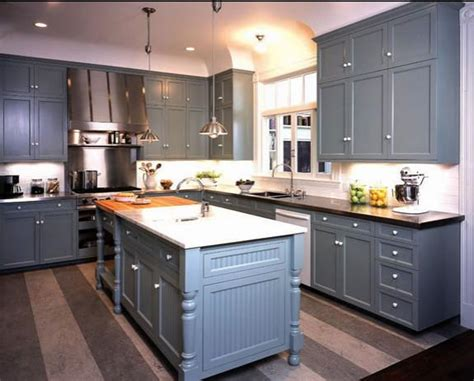 grey paint colors for kitchen cabinets delorme designs great gray blue kitchen
