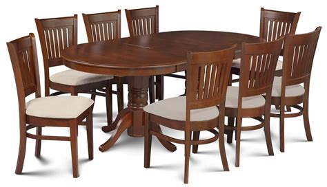9 pc dining room sets 9 pc dining room set in espresso finish express home decor