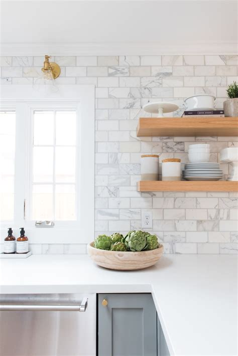 marble tile backsplash kitchen 20 kitchen backsplash ideas that totally the show homelovr