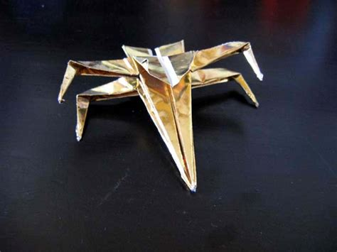 x wing fighter origami origami x wing by origami on deviantart