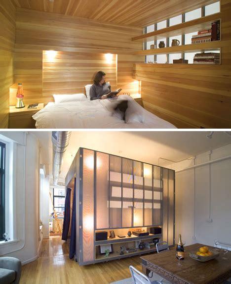 box bedroom designs room in a box saving interior space via bedroom cubes