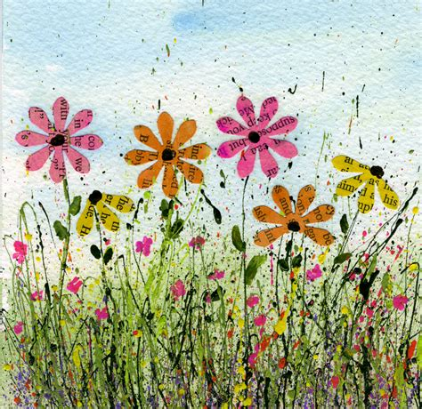 make flower painting 4 flower activities for summer my flower journal