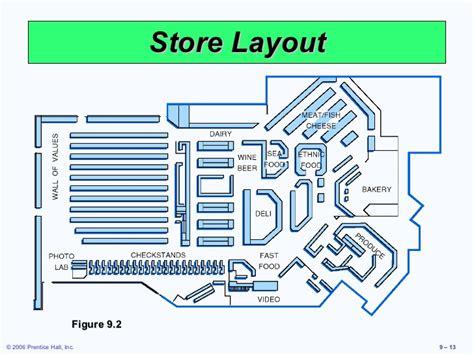 grocery store floor plan grocery store floor plans exles fast food restaurant