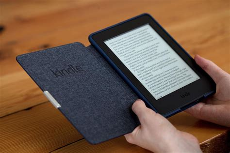 read on kindle paperwhite kindle paperwhite 2015 review digital trends