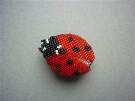 beaded ladybug pattern 17 best images about beaded bugs on brick