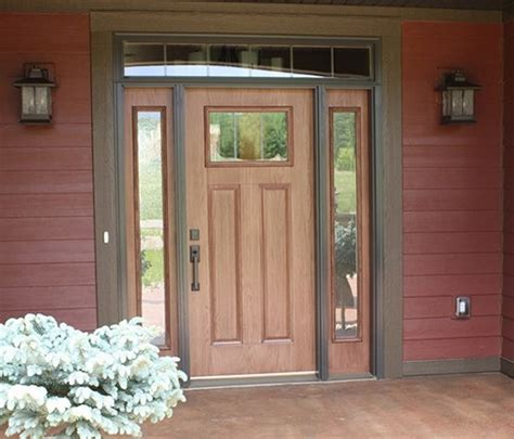 wood exterior front doors exterior wood front doors sidelights interior home decor