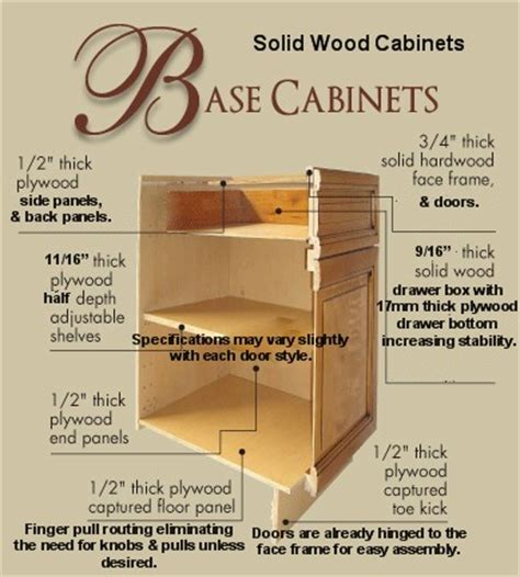 kitchen cabinets solid wood construction rta all wood cabinet construction specifications