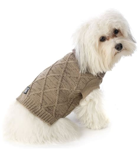 cable knit sweater for dogs cable knit sweater european cut tweed