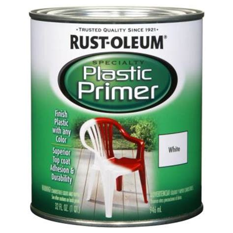 home depot paint for plastic rust oleum specialty 1 qt plastic primer of 2