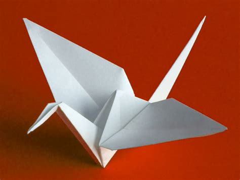 paper swan origami origami swan someone has built it before