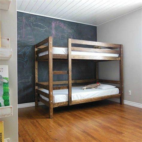 simple bunk bed designs 25 best ideas about bunk bed plans on loft