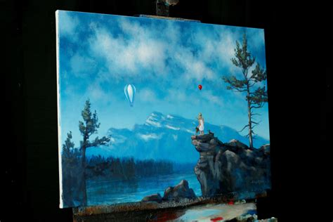 acrylic painting classes jacksonville fl no looking back an acrylic painting lesson tim