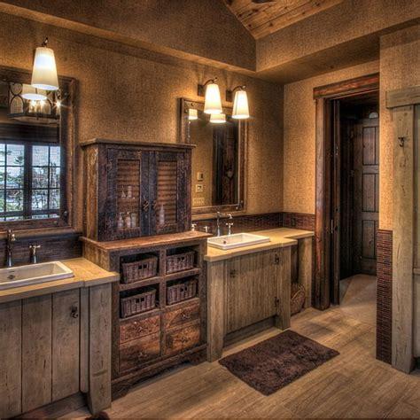 Rustic Modern Bathroom Vanities by Attractive Rustic Bathroom Vanities Tedxumkc Decoration