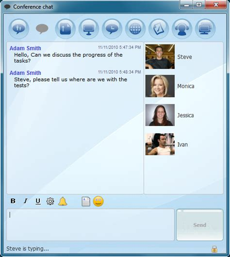 text room instant text messaging chat rooms for business brosix